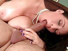 Curvaceous Milf Jumps On Step Son`s Stiff Dick 3