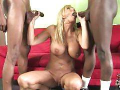 Misty Vonage - blacks on cougars