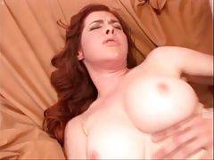 Awesome redhead milf loves to feel stiff dick insi...