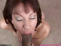 Older Hooker Vanessa Videl Is Good At Oral 2