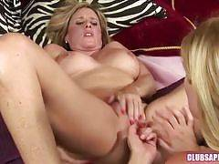 ClubSapphic - Jodi West and Kate Kastle In Bed Tog...