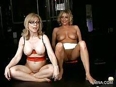 Nina - Lya Pink Nina Hartley