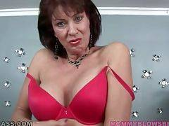 This nasty lady Vanessa Videl is always cock hungr...